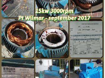 15 kw Pt Wilmar