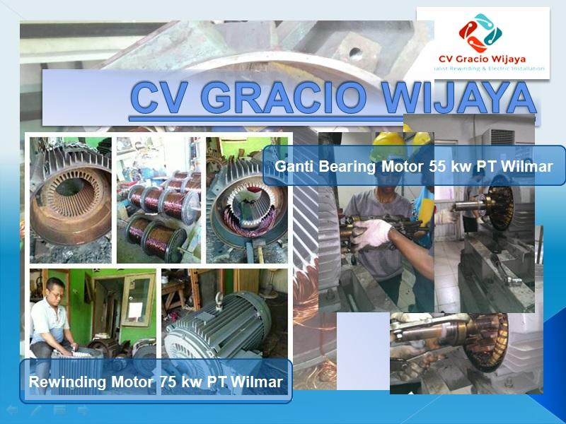 CV Gracio Wijaya