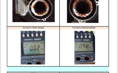 Rewinding rotation motor PT PETROWIDADA